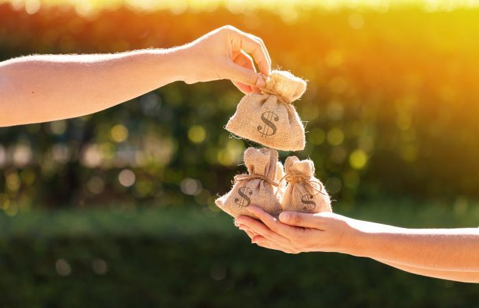 Las 'pirámides' se consideran negocios de captación ilegal de dinero. Foto: Shutterstock