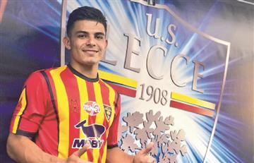 Brayan Vera da el gran salto al fútbol europeo