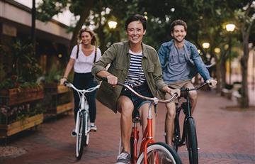 ¡Apostarle a la bici y a la buena alimentación! Estas son las recomendaciones para evitar la obesidad