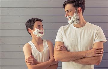 ¡Enseña a papá! Cuidar su piel es bastante fácil con estos sencillos pasos