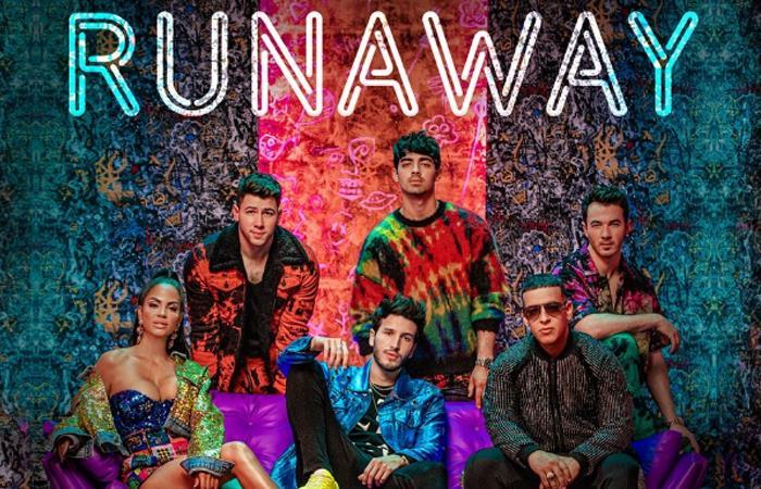 Jonas Brothers, Daddy Yankke, Sebastián Yatra y Natti Natasha juntos en una canción