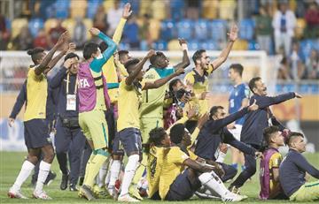 [VIDEO] ¡Histórico! Ecuador se queda con el tercer puesto del Mundial Sub 20
