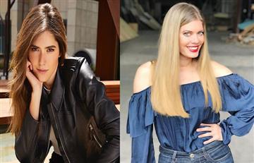 Por esta publicación comparan a Paulina Vega con 'la peliteñida' de 'Betty, la fea'