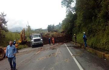 El Gobierno ordena cierre indefinido de Bogotá a la vía al Llano