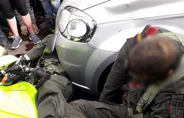 ¡Dolor de patria! Dos policías fueron asesinados en Nariño