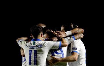 Con goleada, Brasil inicia su camino al título de la Copa América