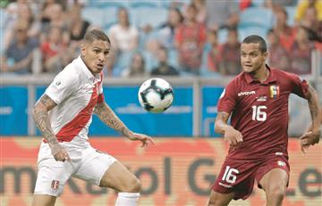 Perú y Venezuela se dejan tomar ventaja de Brasil en la Copa América