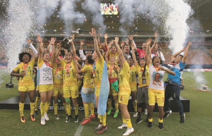 Estos son los 3 equipos colombianos que estarán en la Copa Libertadores Femenina
