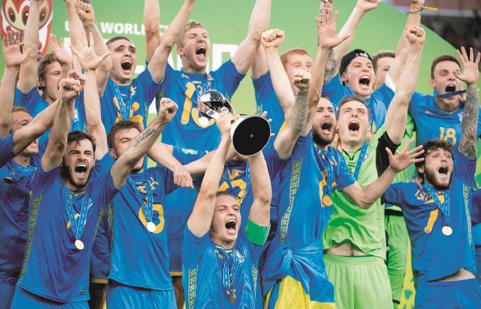 Mundial Sub 20: Ucrania vence a Corea del Sur y se corona campeón [VIDEO]