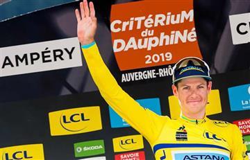 Así finalizó el Dauphiné