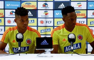 [VIDEO] Esto dijeron los jugadores colombianos previo al partido ante Qatar