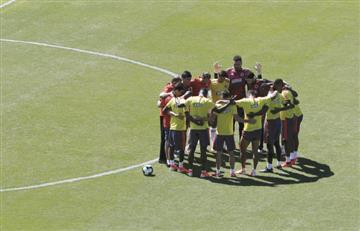 La Selección Colombia llega a Sao Paulo para enfrentar a Catar