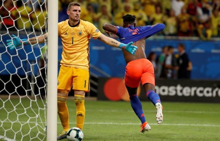 Copa América: Periodista español de Marca dice que Colombia 'jugó feo' ante Argentina