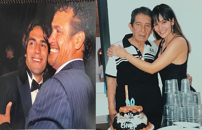 Día del Padre: Los famosos colombianos se inspiraron en esta fecha especial