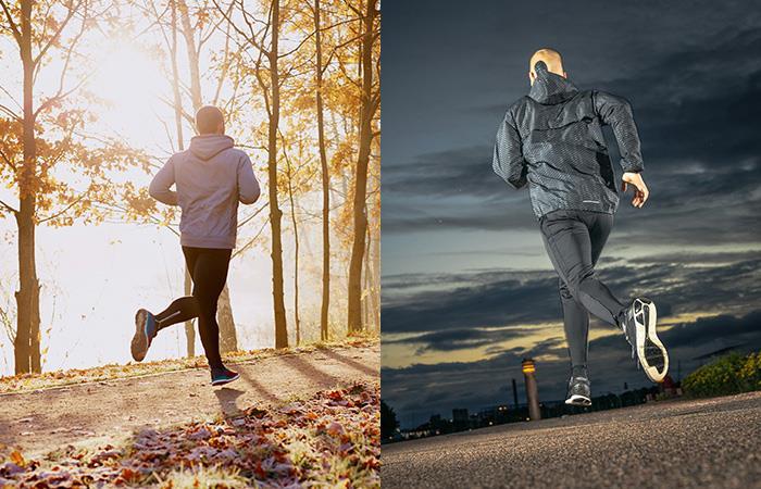 ¿Es mejor hacer ejercicio por la mañana o por la noche?