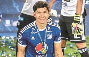 ¡Roberto Ovelar se despide de Millonarios!