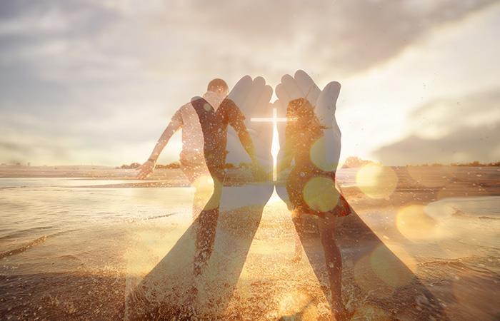 Oración para conseguir una buena pareja