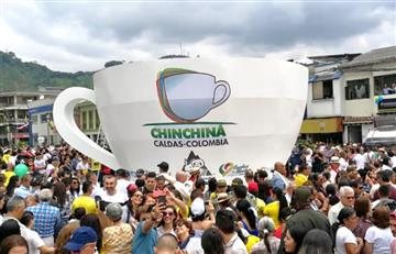 Colombia rompe dos récord guinnes en Caldas: ¡En el mismo día!