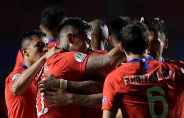 [VIDEO] Chile golea y Reinaldo respira tranquilo en la Copa América
