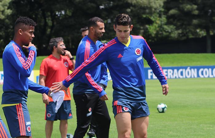 Copa América: Colombia buscará la victoria ante Qatar