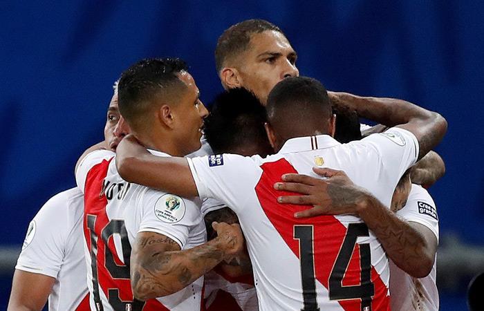 Copa América: Perú derrota a Bolivia y se acerca a los cuartos de final
