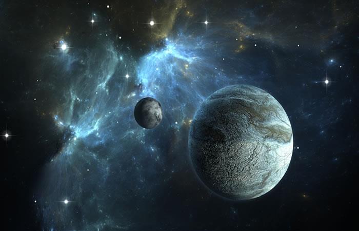 Descubren dos planetas con agua