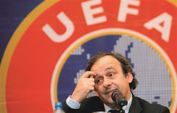 ¡Michel Platini fue detenido en Francia!
