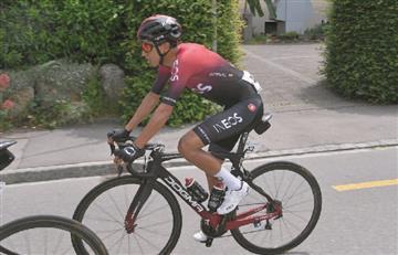 Egan Bernal sería el 'capo' del INEOS en el Tour de Francia