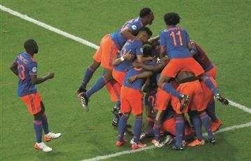Sigue EN VIVO el partido entre Colombia y Qatar