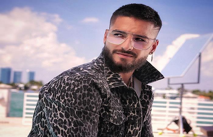 Maluma, icono de la moda. Foto: Instagram