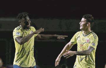 Las 5 claves de la victoria de Colombia sobre Qatar