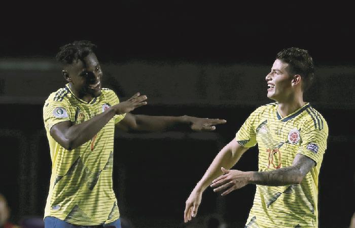 Copa América: Cinco claves de la victoria de Colombia sobre Qatar