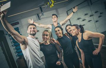¿Tomarse fotos realizando ejercicio es señal de problemas mentales?