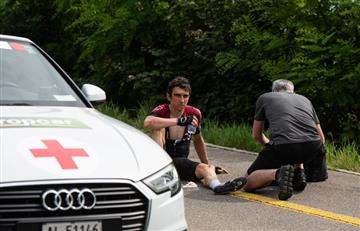 ¿Si podrá llegar Geraint Thomas al Tour de Francia?