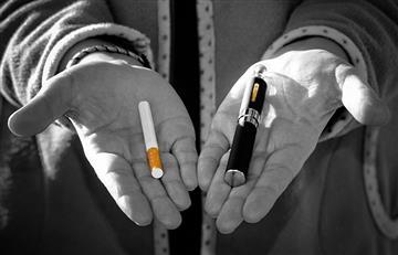 ¡No te confíes! El cigarrillo electrónico puede ser igual o más peligroso que el convencional
