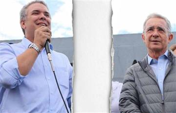 """Duque debe encontrar """"políticas propias"""" lejos de Uribe: The Economist"""