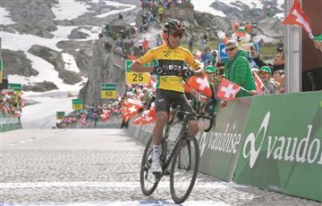 [VIDEO] ¡Victoria! Egan Bernal se acerca al título de la Vuelta a Suiza