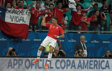 [VIDEO] Chile vence a Ecuador y se clasifica a cuartos de final de la Copa América
