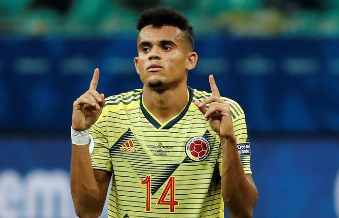 Copa América: Selección Colombia en la final