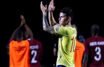 Sigue AQUÍ EN VIVO y con narración del 'cantante del gol' Colombia vs. Paraguay