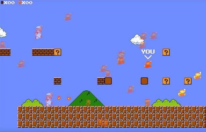 Crean un Super Mario Battle Royale