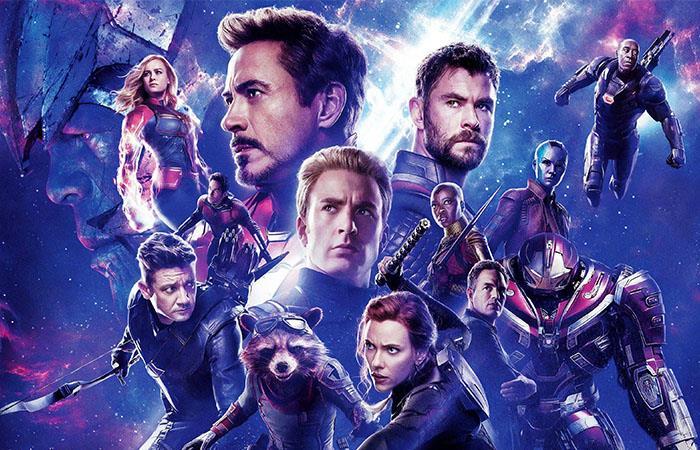 Avengers Endgame se reestrenará con escenas inéditas