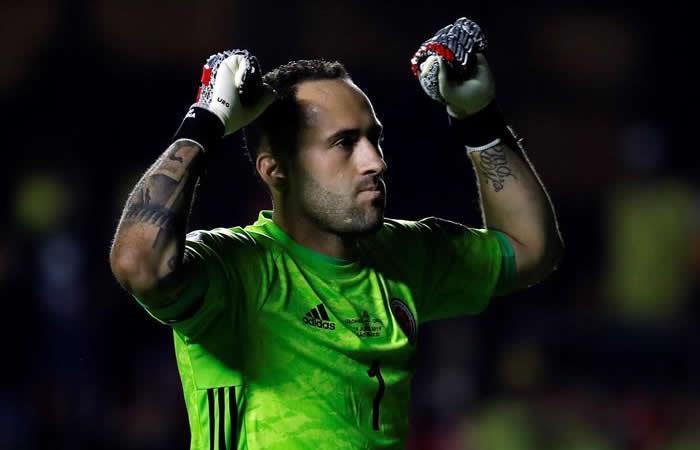 David Ospina. Foto: EFE