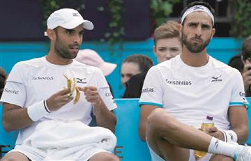 ¡Colombian Power! Cabal y Farah clasifican a cuartos de final del ATP 250 de Eastbourne