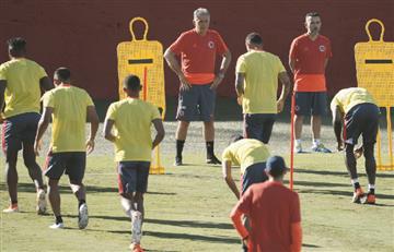 David Ospina se suma a la Selección Colombia para enfrentar a Chile