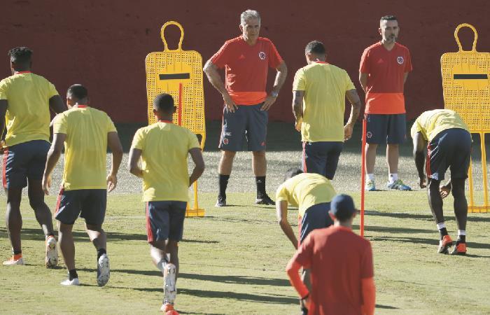 Copa América: Colombia ya está en Sao Paulo para enfrentar a Chile