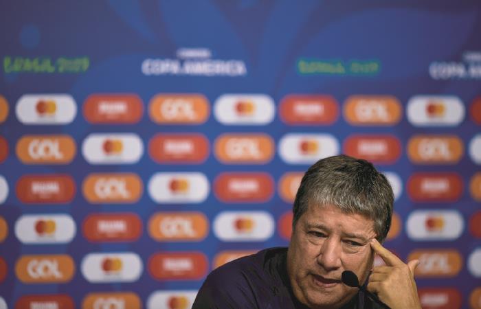 Copa América: Hernán Darío Gómez habló tras la eliminación de Ecuador