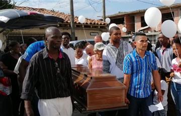 Así fue la triste despedida a María del Pilar Hurtado, líder asesinada en Córdoba
