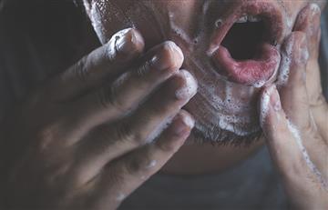 ¿Cómo mantener la barba libre de gérmenes?