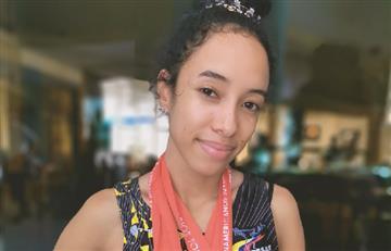 Manuela Berrio impone 3 récords en Panamericano Juvenil